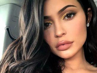 Polémica en redes sociales por imágenes de Kylie Jenner en 2012
