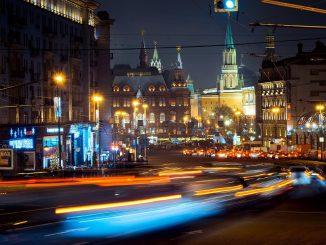 Moscú en «vacaciones» por incremento de contagios de Covid-19