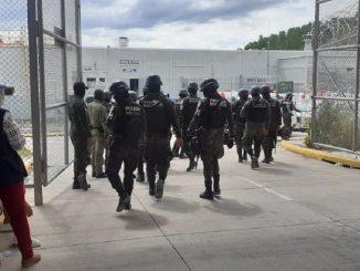 Una riña en una cárcel de Honduras deja cinco muertos y 39 heridos