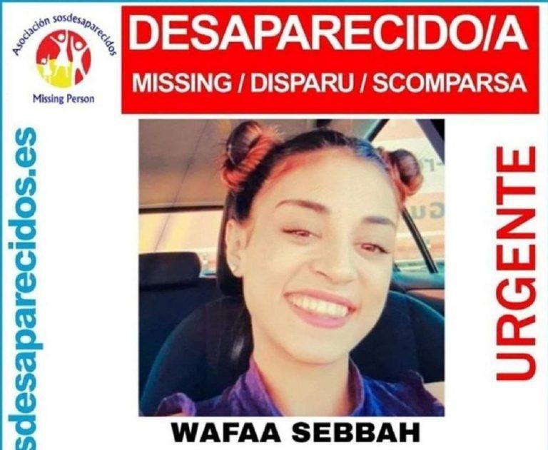 Wafaa Sebbah asesino