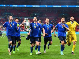 Renacimiento italiano: Italia campeón