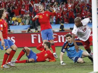 España-Suiza previa