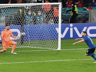 Penaltis España Italia