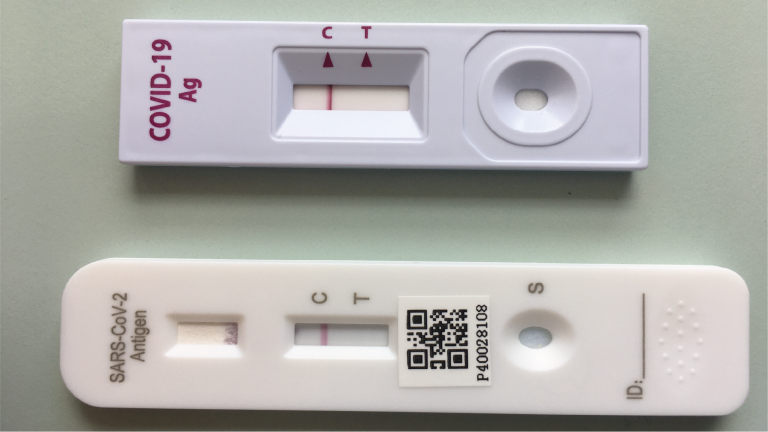 Test Anticuerpos o Antígenos