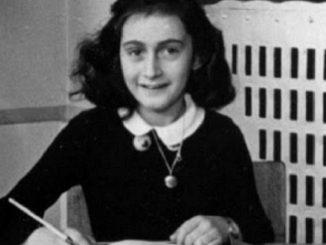 Halloween: el disfraz dedicado a Ana Frank