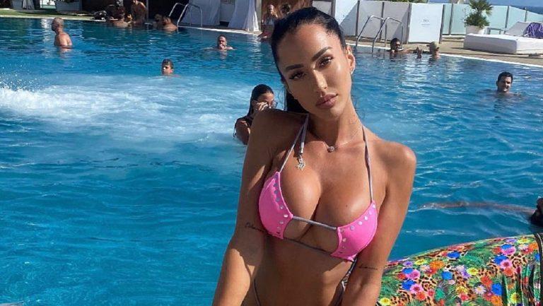 Aurah Ruiz revela su nueva ilusión ante Amor Romeira