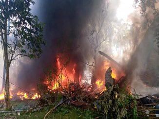 Un accidente de avión en Filipinas deja más de 50 muertos