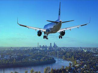 avion lujoso