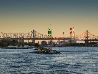 Isla U Thant en Nueva York