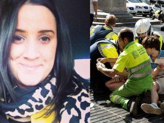 Julia, la mujer que sobrevivió a tres atentados en tres meses