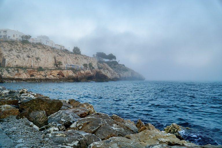 Fenómemo del taró causa alerta en el baño de las playas de Málaga