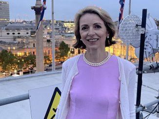 Helena Morrisey, empresario y madre de 9 hijos.