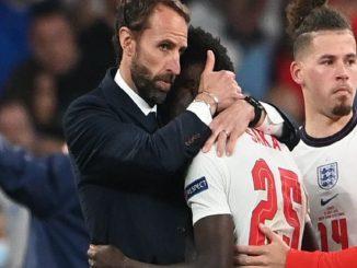 Insultos racistas a los jugadores ingleses que fallaron los penaltis