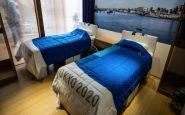 Las camas de los JJ.OO, diseñadas para evitar que los deportistas tengan sexo