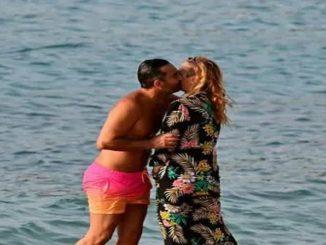 Las románticas vacaciones de Rocío Carrasco y Fidel Albiac en la Costa Brava