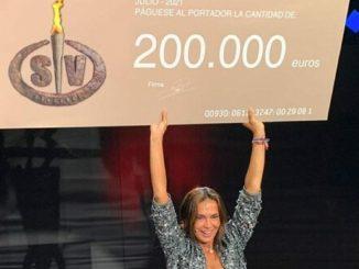 Olga Moreno obtuvo la victoria en las votaciones de 'Supervivientes'