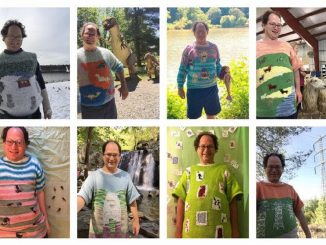 Hombre hace jerseys con lugares del mundo: las fotos se hacen virales