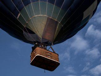 globo aerostático deja once heridos