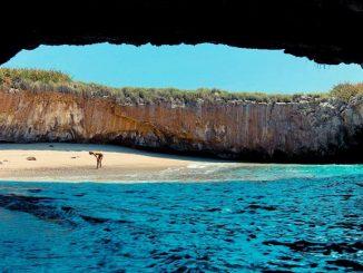 Playa de Amor: Islas Marietas, la más bella playa escondida de México