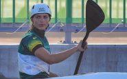 Un preservativo ayuda a la palista australiana Jessica Fox a ganar la medalla de bronce