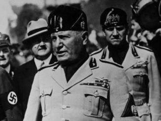 Mussolini: la vida sexual del Duce revelada en una biografía X