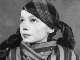 Czeslawa: la niña fotografiada por Wilhelm Brasse