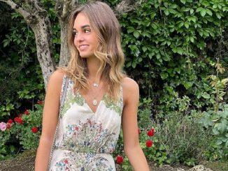 Natalia García, hija mayor de Ramón García, celebra su 18 cumpleaños