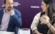 Pablo Iglesias e Irene Montero rompen su relación tras más de cinco años