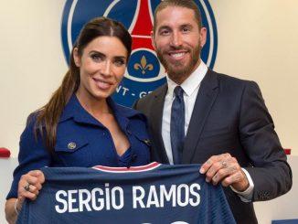 Pilar Rubio usará el avión privado de Sergio Ramos para viajar a Madrid