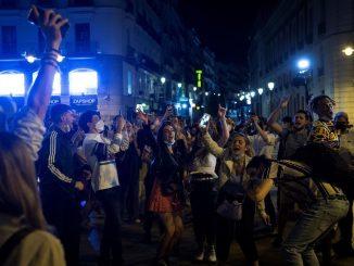 España ante una posible quinta ola de Covid-19 entre los jóvenes