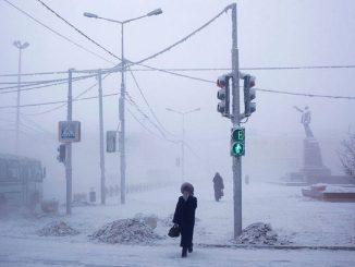 pueblo más frío del mundo