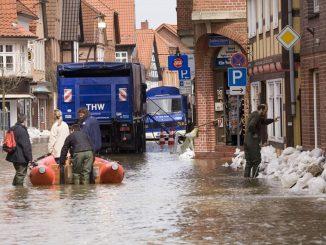 Un temporal deja 19 muertos en Alemania y varios desaparecidos