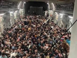 Afganistán Avión