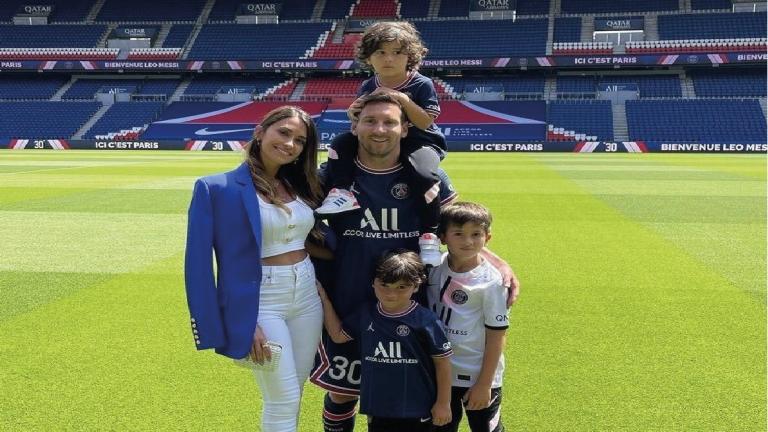 Donde vivirá Lionel Messi y su familia en París? | Actualidad