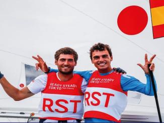 Nico Rodríguez y Jordi Xammar