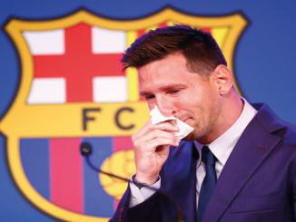 Barcelona despedida Messi