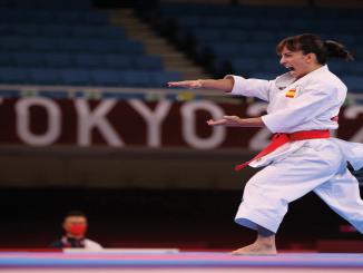 Karate Sandra Sánchez