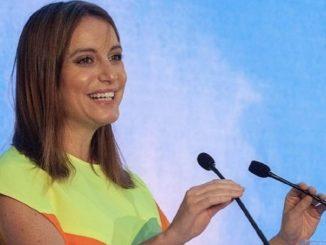 Andrea Levy aclara los rumores sobre una posible relación con Martínez Almeida
