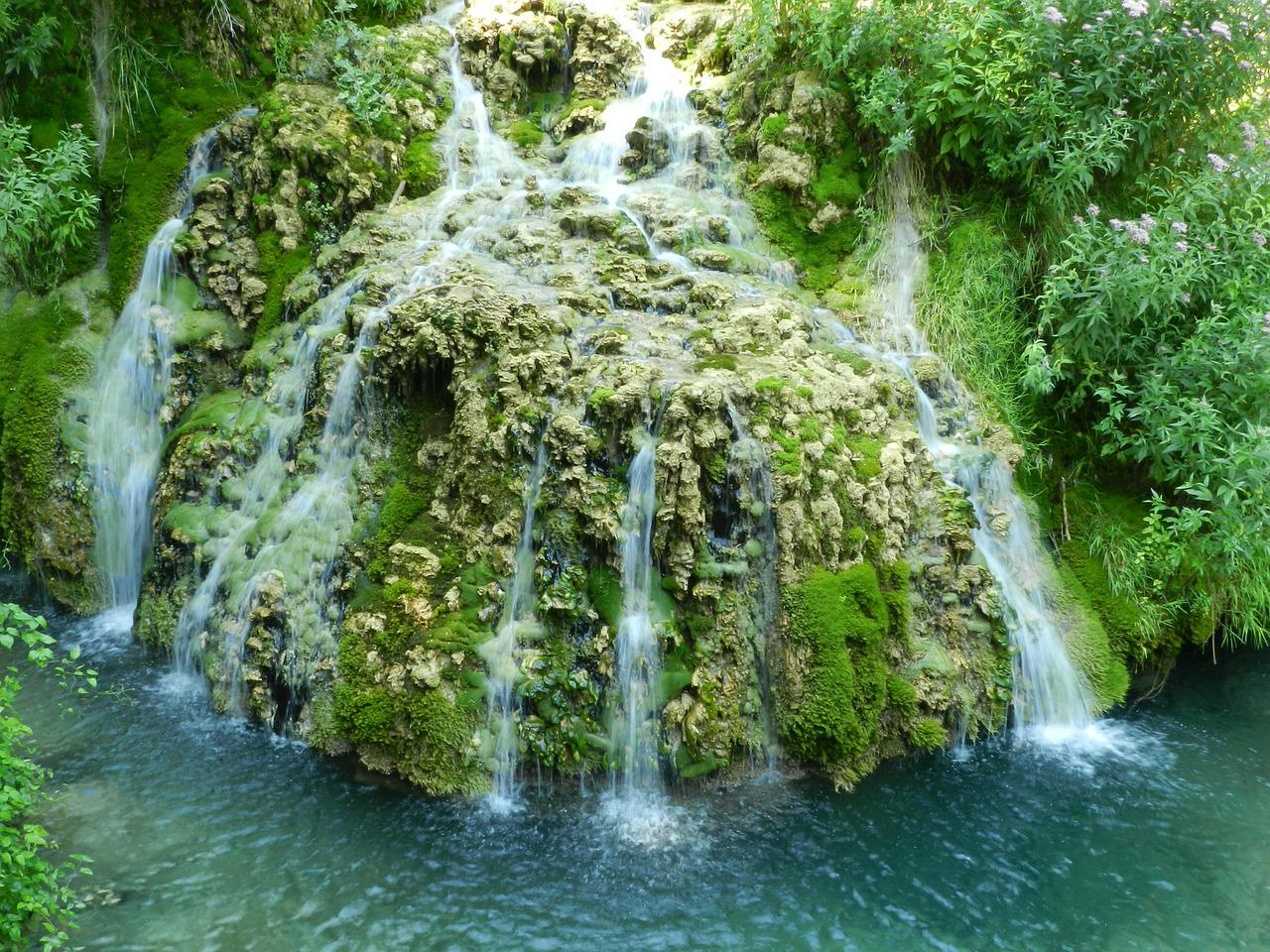 cascadas espana