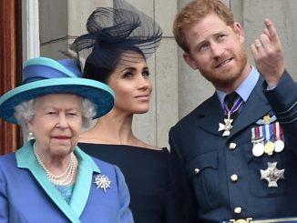 La Reina prepara una batalla legal en contra de Meghan y Harry