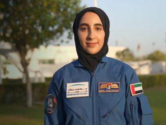 primera astronauta árabe nora al matrooshi