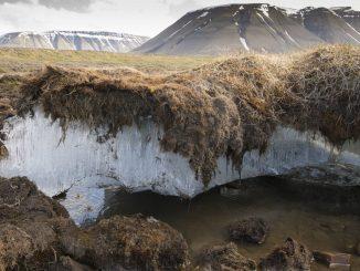 deshielo permafrost siberiano