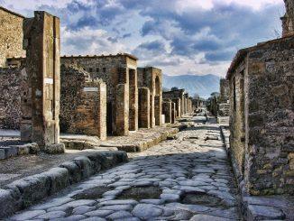 En Pompeya ubican los restos humanos mejor conservados de la historia