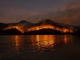 Turquía, en llamas.