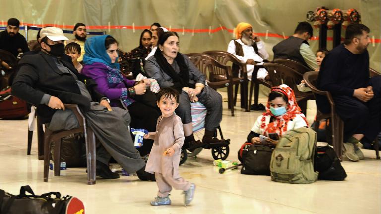 Refugiados Afganistan no serian aceptados por Austria