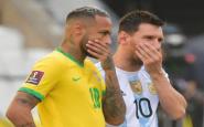 Suspendido Brasil-Argentina