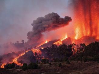 La Palma Volcán