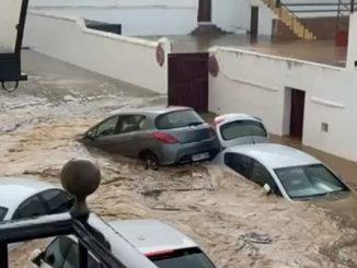 Alerta en España por la DANA