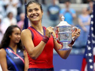 Emma Raducanu, historia del tenis