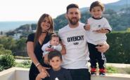 Mansión Paris Lionel Messi